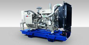 Dyzeliniai elektros generatoriai