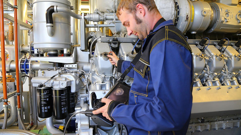 Visų tipų elektros generatorių priežiūra ir servisas